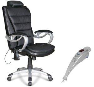 cadeira office massageadora