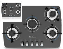 Cooktop continental