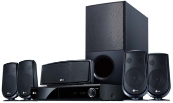 Home Theater LG HT806ST