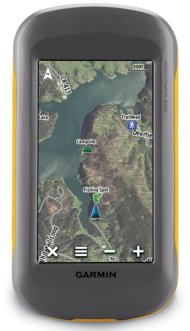 GPS Garmin Montana