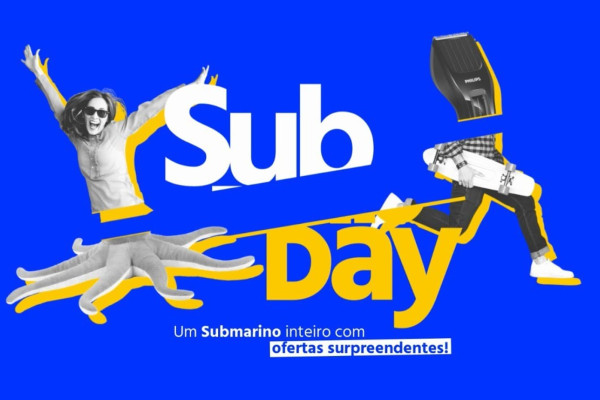 Subday Submarino com promoções