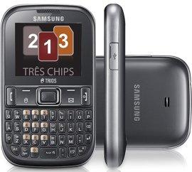 Celular Samsung E1263 Trios