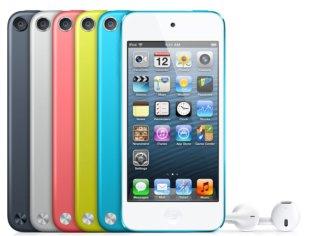 iPods em condição exclusiva