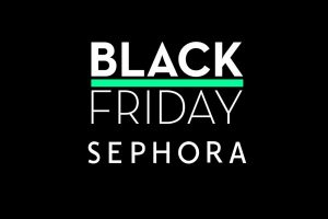 black friday sephora