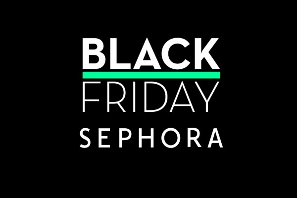 Semana Black Friday na Sephora