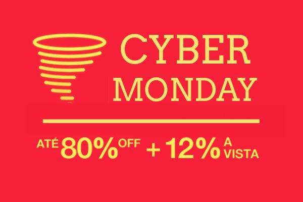 Cyber Monday Lojas KD