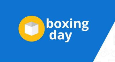Boxing Day Walmart