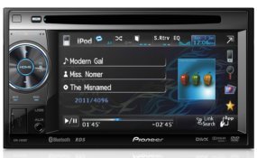 DVD player auto pioneer