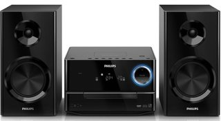 Micro System Philips MCM 3000