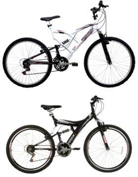 Kit com 2 bicicletas