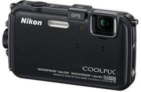 Câmera Nikon Coolpix AW100