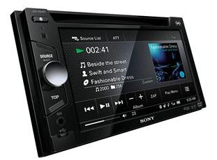 DVD Automotivo Sony