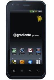 smartphone gradiente