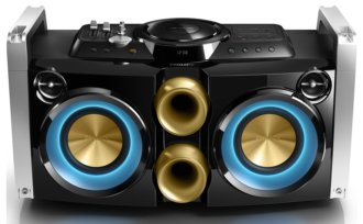 Mini Hi-Fi System Philips