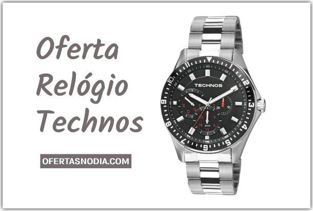 Relógio Technos 6P29AAK com desconto