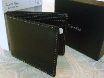 Carteiras Calvin Klein em promoção
