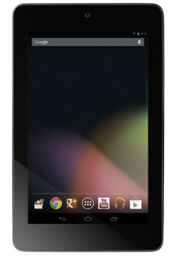 Tablet Google Nexus 7