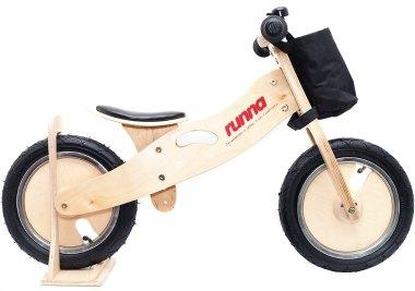Bicicleta de equilíbrio runna