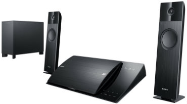 Home Theater Sony BDV-NF620
