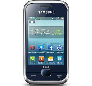 Celular Samsung Rex 60