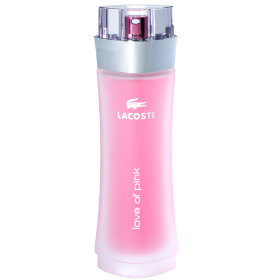 Perfume Lacoste Love Of Pink