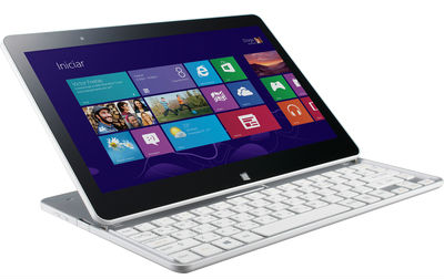 Notebook Slidepad LG