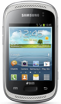 Celular Samsung Galaxy Music Duos