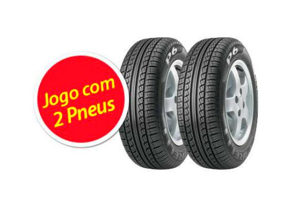 Carrefour oferta kit 2 pneus Pirelli