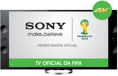TV 3D Sony 4K