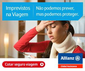 Seguro Viagem Allianz
