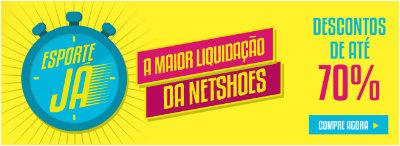 Liquida agosto netshoes