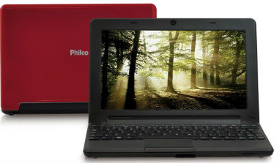 netbook philco 2 GB