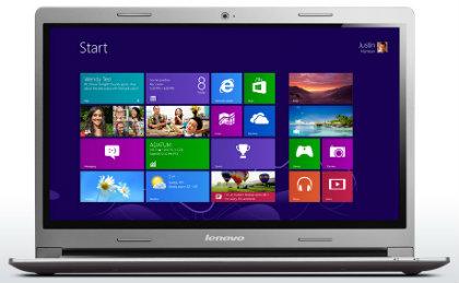 Notebook Lenovo IdeaPad S400