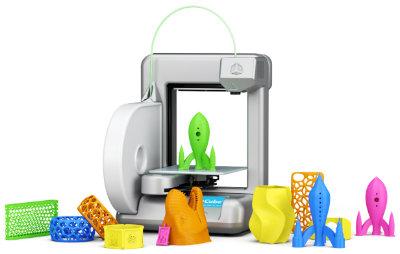 Impressora 3D Cube