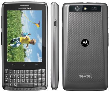 Smartphone Motorola Nextel