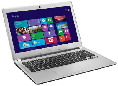 Notebook Acer Aspire V5