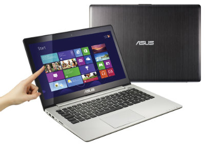 Notebook Touch Asus