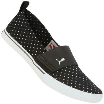 Puma El Rey Slipon Dots