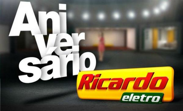 Aniversário Ricardo Eletro