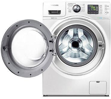 Lavadora e secadora Samsung Siene