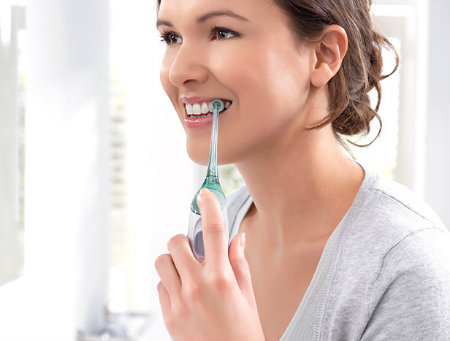 Air floss sonicare philips