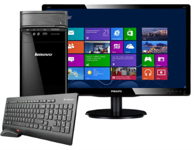 Desktop Lenovo Core i5