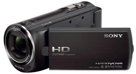 Filmadora Sony HDR-CX220