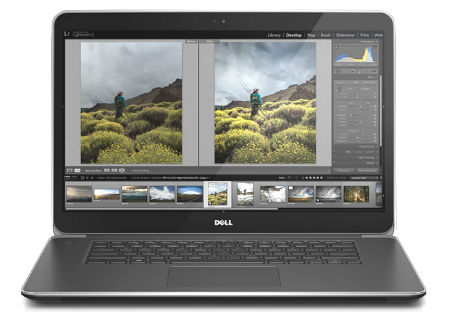 notebook XPS 15