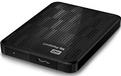 HD externo Western Digital 2TB