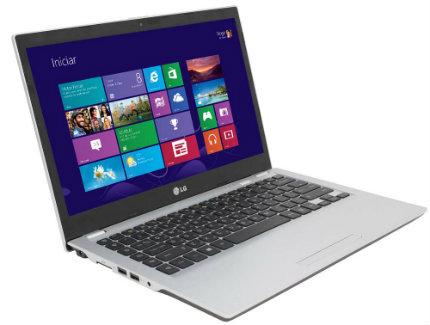 Notebook LG com upgrade