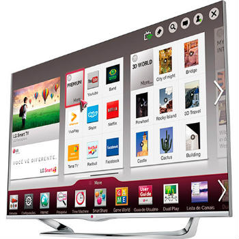 Carrefour TV LED 3D 42