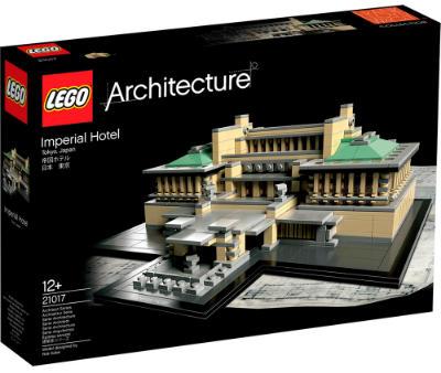 Lego Architecture brinquedos