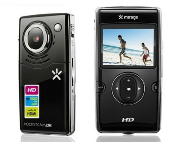 Pocket cam HD mirage