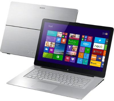 Notebook Sony Multiflip